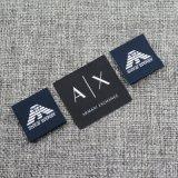 Contrassegno tessuto migliori tessile del poliestere del cotone di qualità degli accessori dell'indumento della Cina