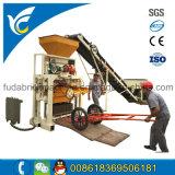 A linha de produção da máquina de tijolo, fabricação de blocos de concreto da China