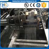Tse-65 residui standard della fibra di vetro del Ce PP/ABS che granulano riga