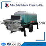 電気トレーラーのセメントポンプHbt60sea