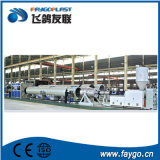 линия штрангя-прессовани трубы PE 16-800mm Faygo Plast