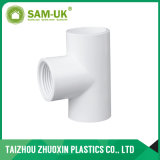 Горячая муфта PVC пластмассы 3 сбываний ASTM D2466 белая
