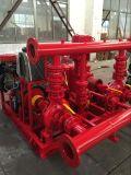 포장된 화재 펌프 (XBC/XBD)