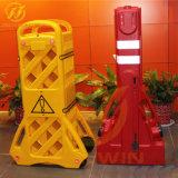 Barriera estendibile di controllo di folla, barriera portatile dalla fabbrica