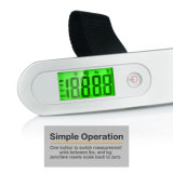 Neue Entwurf LCD-Bildschirmanzeige-Digital-elektronische bewegliche Gewicht-Schuppe