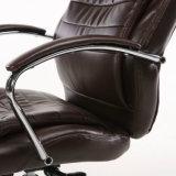 Управление стул конкретных видов использования и поворотное кресло из кожи с хромированными базы