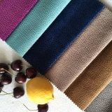 100 아크릴 뜨개질을 한 직물 우단 직물 공장