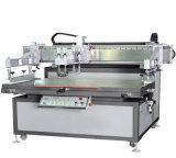 Máquina de impressão barato vertical da tela lisa de TM-6090c