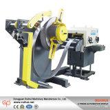 Alimentador 3 de la enderezadora y del rodillo de Uncoiler del metal en 1 máquina (MAC2-300)