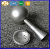 Части металла точности CNC изготовления металлического листа точности