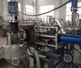 Doube Stadium pp. PET landwirtschaftlicher Film, der Granulaiton Maschine aufbereitet