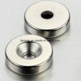 De Gesinterde Magneet van het neodymium, Ring
