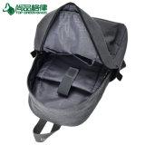 Modischer Segeltuch-Großhandelsrucksack-kundenspezifischer einfacher Arbeitsweg-Rucksack