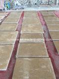 Mattonelle beige del rivestimento della parete del calcare di prezzi poco costosi