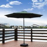 Buona parasole stampato dell'ombrello di spiaggia di disegno 2017 abitudine che fa pubblicità all'ombrello