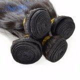 Уток прямых волос Remy Unprocessed естественного цвета бразильский