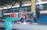 Câmara de ar soldada S32760/tubulação do aço inoxidável da alta qualidade ASTM/ASME