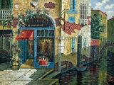 Европейские площадки перед сюжеты картины маслом для монтажа на стену оформление