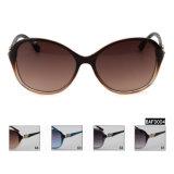 Óculos de sol conservados em estoque prontos UV400 da alta qualidade das mulheres (BAF0004)