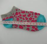 La moda de alta calidad para bebés de patrón de barco en el tobillo No Show calcetines