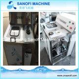 Fregado de las botellas semiautomático del barril de 5 galones/máquina de relleno/que capsula