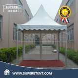 Grande tente extérieure de Gazebo de tente de restaurant