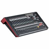 Monitor de nível de efeito de cinco bandas mixer de áudio profissional