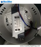 25With30W LEDの穂軸表面によって取付けられるDownlightの白くか黒いハウジングLEDの照明