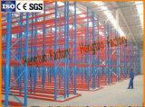 Het plastic het Bespuiten Rekken van de Pallet voor Pakhuis, het Op zwaar werk berekende Rek van de Opslag