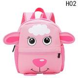 Os desenhos animados caçoam sacos de escola para trouxas da escola da menina das crianças para trouxas do menino dos sacos de escola infantil de Mochila do bebê do jardim de infância