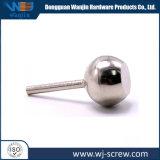 Acier inoxydable plaqué zinc gros boulon à tête à bille/Vis à tête à bille fabricant