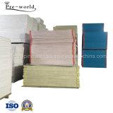 Buntes helles Papierschaumgummi-Blatt für das Bekanntmachen