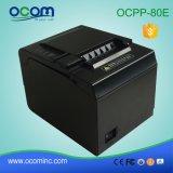 Do recibo de alta velocidade da posição de Ocpp 80e impressora térmica 80mm com estaca automática para o restaurante