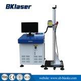 máquina de gravação a laser de CO2 CNC para plástico de madeira