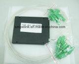 Оптоволоконный PLC 1X32 пластиковые окна разветвитель для проводных и беспроводных сетей и приложений, систем видеонаблюдения