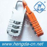 Yh1073 3 dígitos do Número de cor na maleta cadeado de combinação