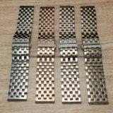 vendas de reloj 22m m sólidas del acero inoxidable de 316L 20m m