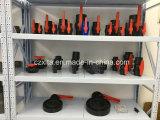 Válvula de mariposa de PVC (tipo de manual) para el suministro de agua
