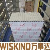 Paneles sándwich PU aislados con la norma ISO para la construcción de acero