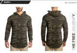 Lo spazio in bianco mette in mostra lo sport Hoodies del pullover di colore di Hoody della camicia di sudore