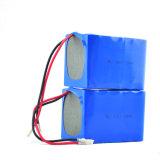 Batería solar 12V 10ah 12ah 14ah del Li-ion recargable