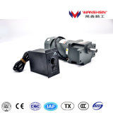 Мотор управлением скорости Wanshsin 40W/мотор шестерни с Dia 15mm вала