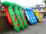 Boot de Van uitstekende kwaliteit van het Ontwerp van de fabriek Goedkope Opblaasbare/Vier Opblaasbare Vliegende Vissen van de Buis/de Opblaasbare Boot van de Banaan voor Verkoop