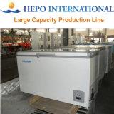 - Surgélateur très réduit de la température de poitrine de 40 degrés (HP-40C490)