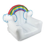 Sofà della presidenza del sacchetto di fagiolo del Lounger del Beanbag del Rainbow