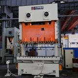 As séries Jh25 abrem a máquina de perfuração do metal da imprensa de potência 250t do ponto dobro