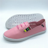 新しいLeisure Slip-on Shoes PU Injection到着の女性靴(HP0111-4)