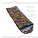 Горячая продажа камуфляжной полой хлопка Спальный мешок