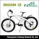 E-Bici popular de la ciudad 250W con el panel de múltiples funciones del LCD