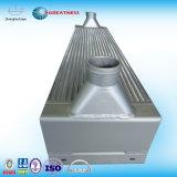 16 MWのタービンモデルのためのファンのない空気クーラー